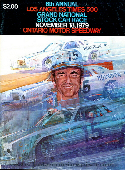 1979 Los Angeles Times 500