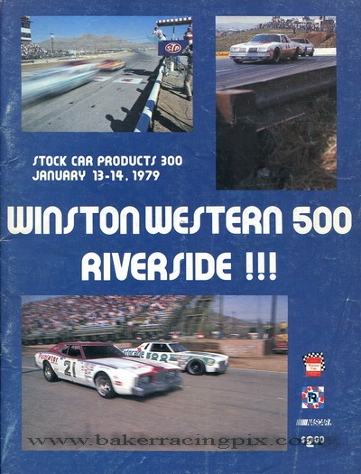 1979 Winston Western 500/Stock Car Products 300